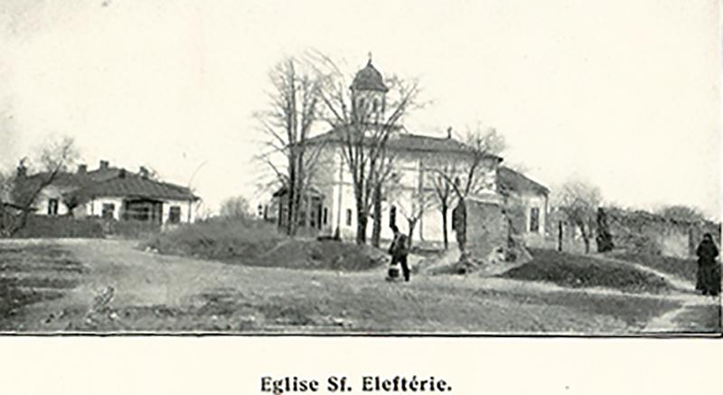biserica sf elefterie vechi
