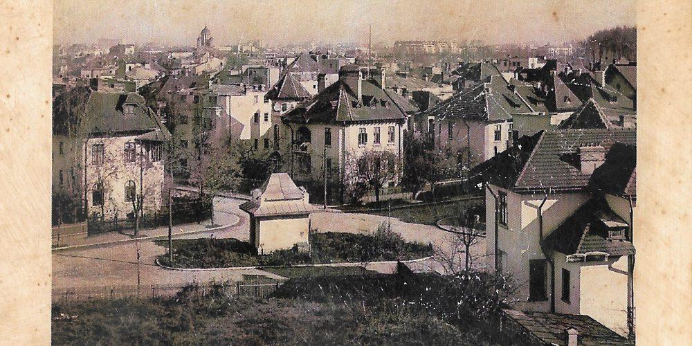 Cartierul Cotroceni anul 1943