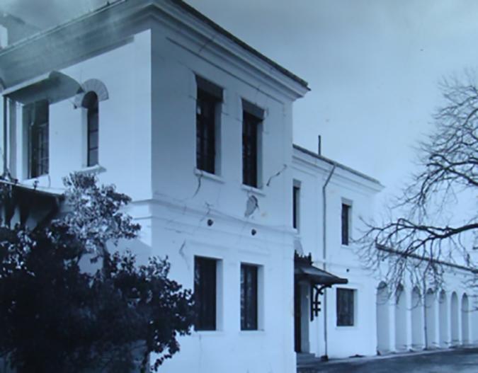 palatul cotroceni cutremur anul 1940