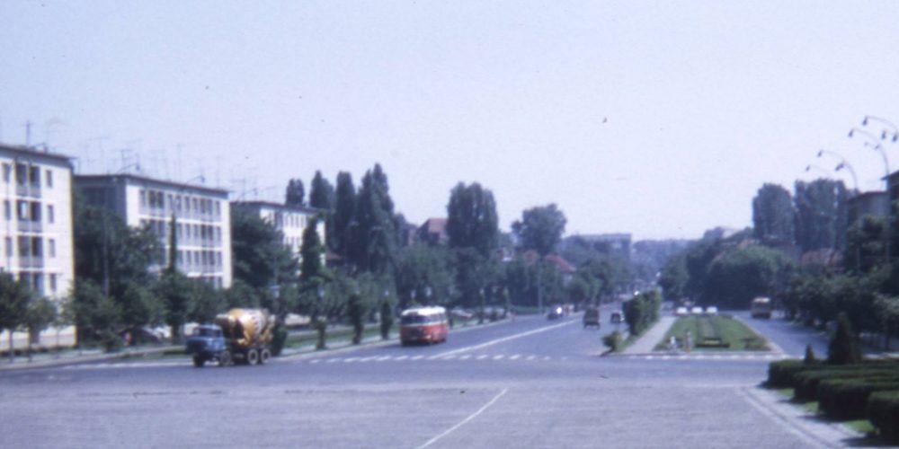 imagini fotografii poze platou academia militara cartier cotroceni 1971