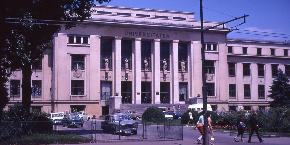 Palatul facultatii de drept bucuresti