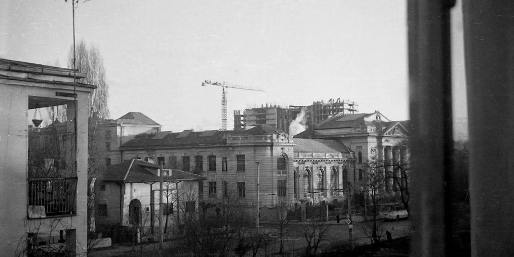 cotroceni Bd.eroii sanitari anul 1975