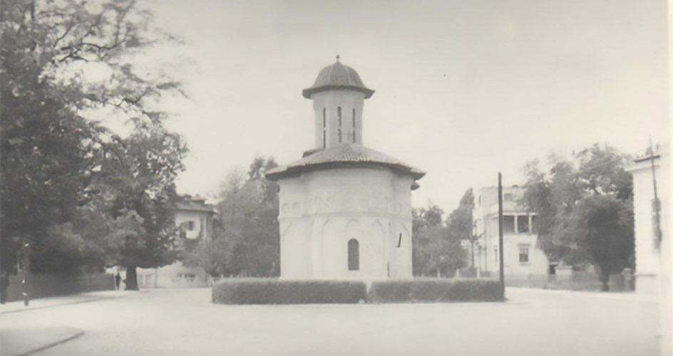 biserica sf elefterie vechi cartierul cotroceni imagini poze vechi bucuresti aproximativ anul 1940