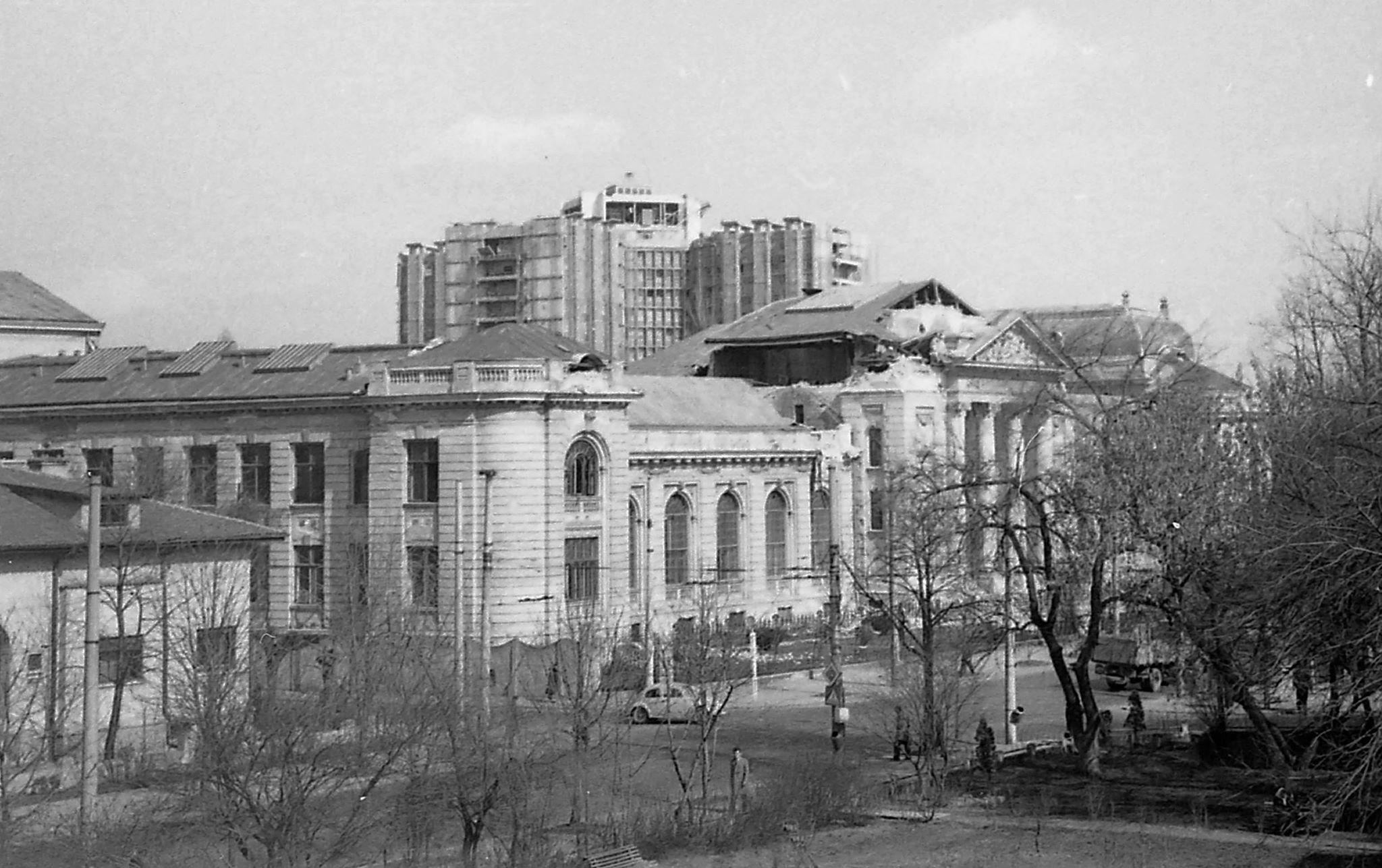 cutremur 4 martie 1977 facultatea de medicina umana cartier cotroceni si spitalul municipal pagube afectat