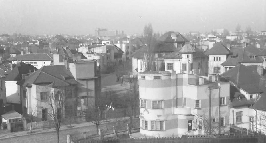 willy pragher - cartierul cotroceni - tacalia- poza anul 1941 luna martie