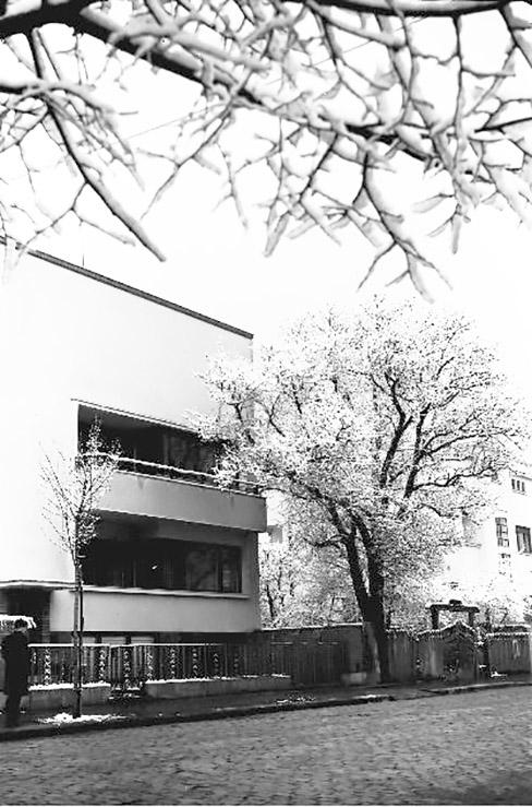 willy pragher - strada doctor lister poza anul 1941 luna martie 13 cartierul cotroceni