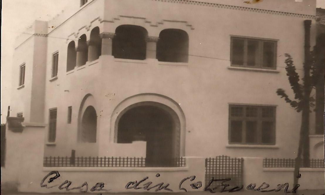 cover vila cartier cotroceni pe strada doctor ion athanasiu bucuresti poze cadre imagini vechi perioada interbelica