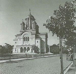 biserica sf.elefterie nou cartier cotroceni istorie