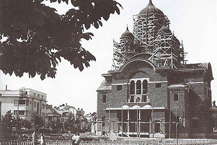 biserica sf.elefterie nou cartierul cotroceni