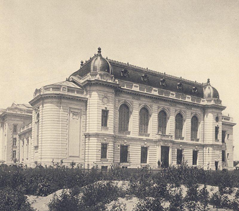 Facultatea de Medicina Umana in anul 1920