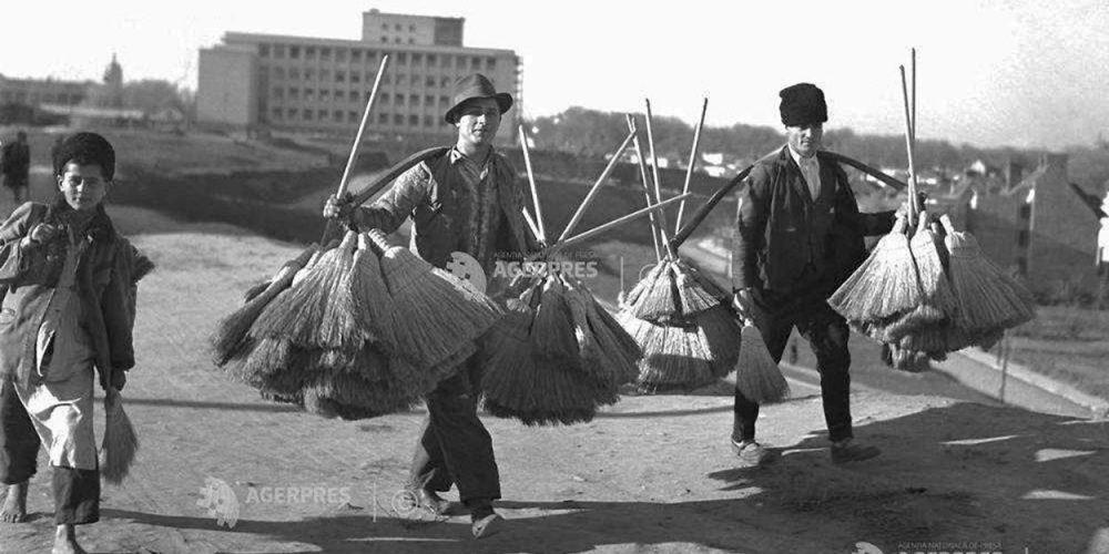 imagini, poze, cadre, fotografii vechi bucuresti din cartierul cotroceni perioada interbelica dealul panduri - old bucharest