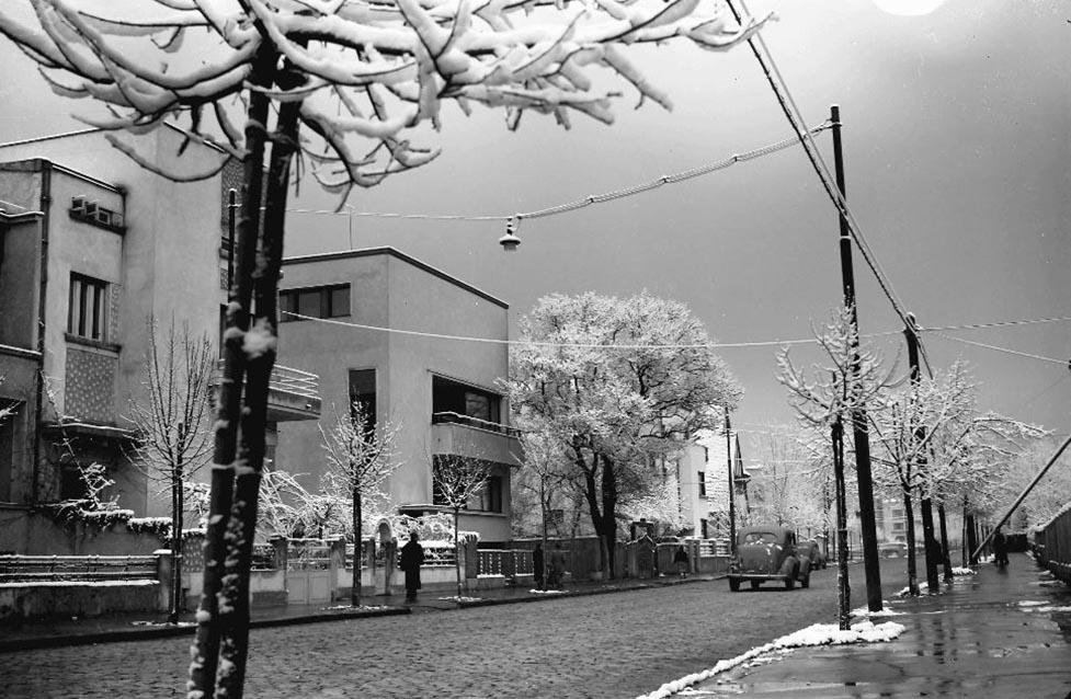willy pragher poza perioada interbelica cartier cotroceni din strada doctor lister poza anul 1941 luna martie