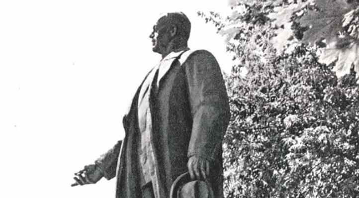 cartier cotroceni statuia comunistului doctor petru groza bulevardul eroilor bucuresti