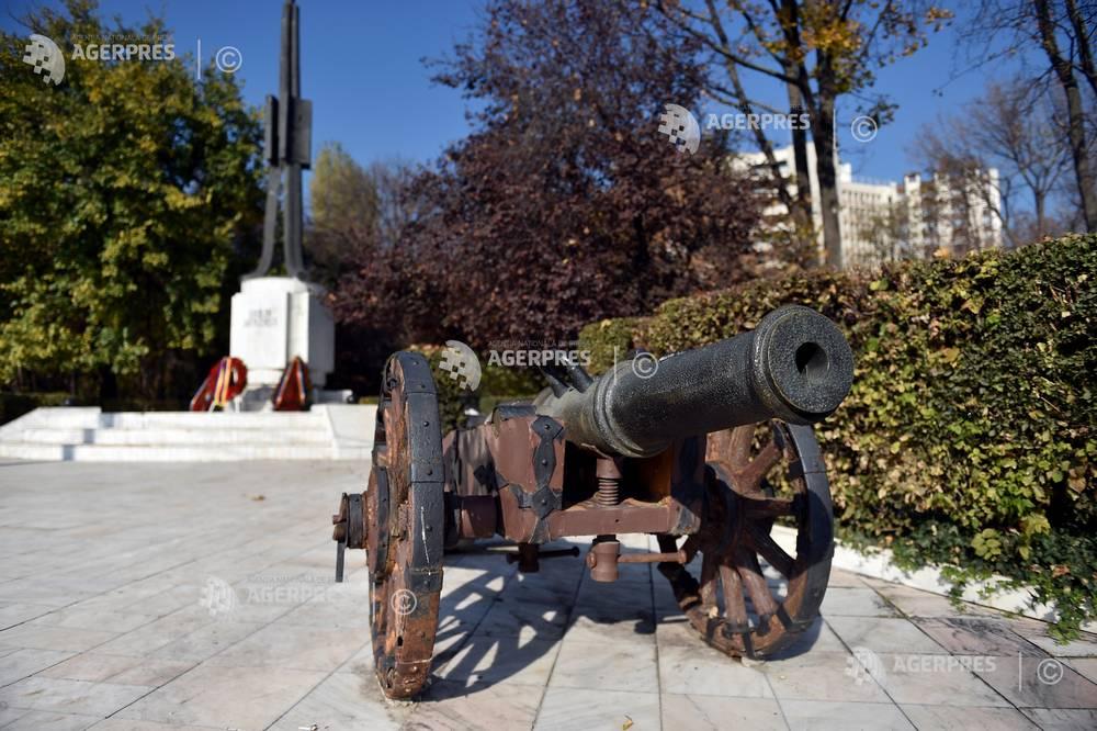 monumentul eroilor artileristi cartierul cotroceni bucuresti sursa foto agerpress