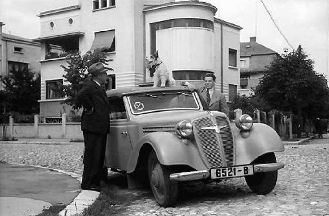 poze imagini cadre fotografii vechi bucuresti interbelic cartier cotroceni anul 1941 strada doctor grecescu cu doctor lister autor willy pragher