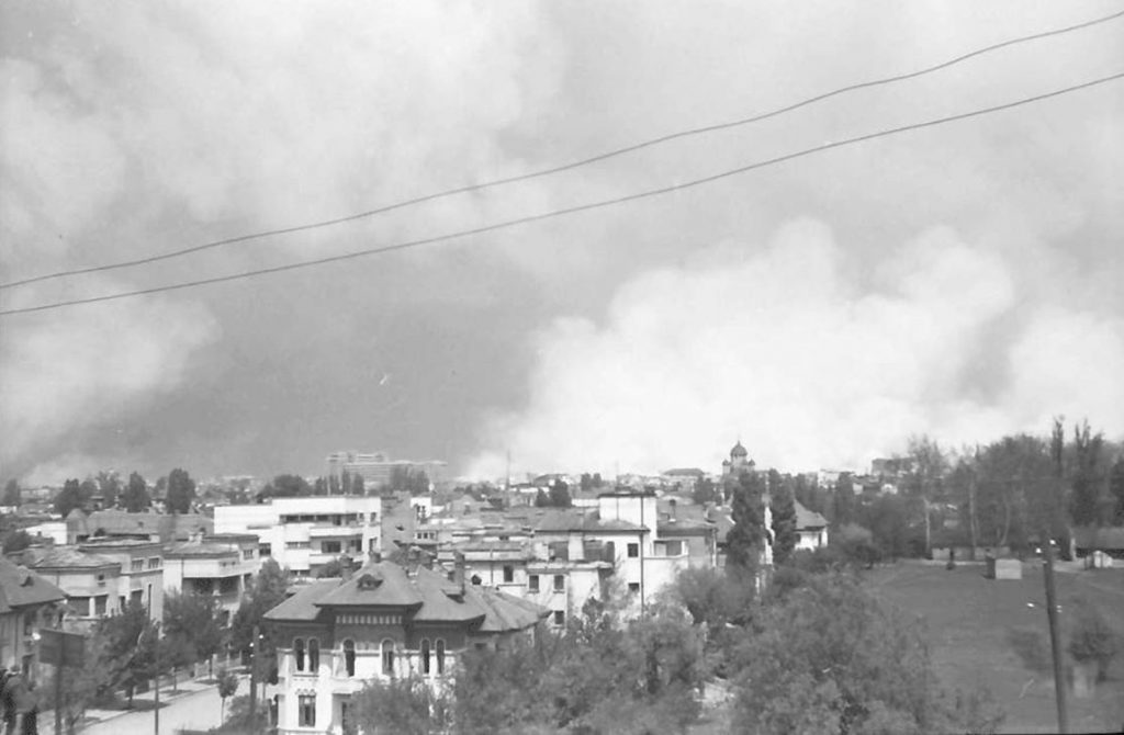 7 mai 1944 willy pragher cotroceni bombardament bucuresti imagini vechi ww2 - FILA 1