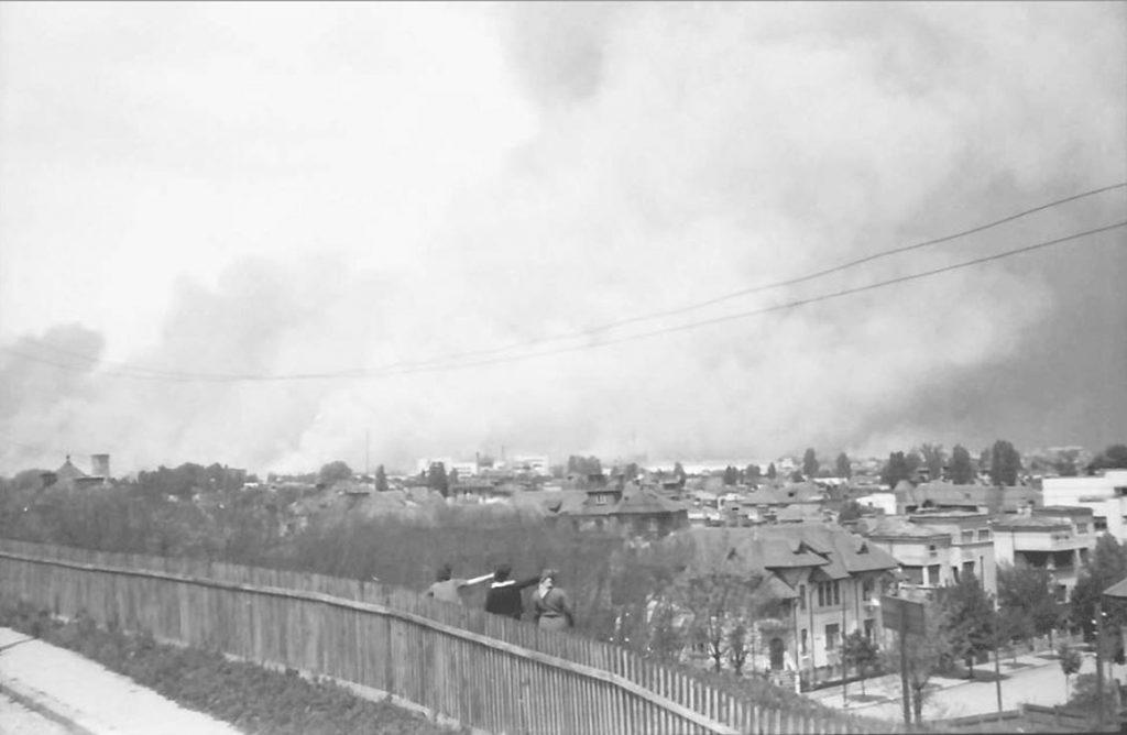 7 mai 1944 willy pragher cotroceni bombardament bucuresti imagini vechi ww2 - FILA 3