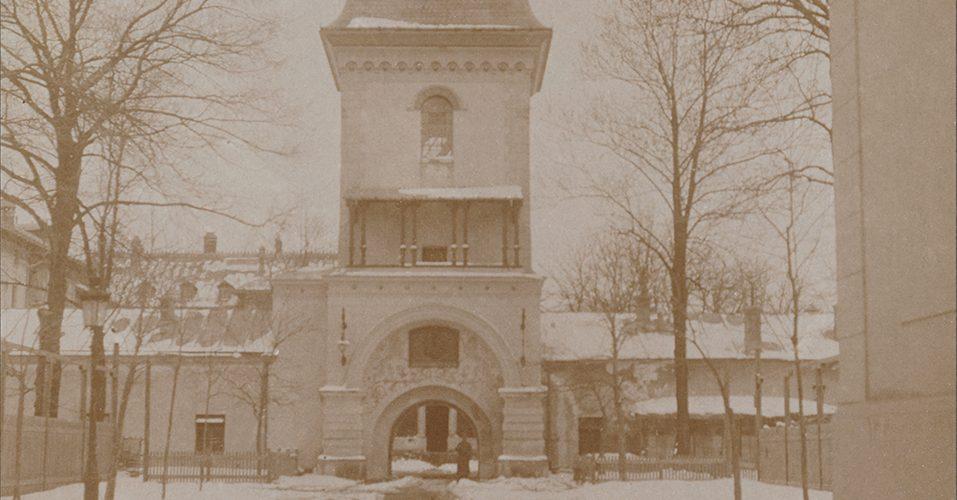 sepia photo palatul cotroceni in timpul ocupatiei germane bucuresti anul 1917 poze vechi imagini vechi fotografii antebelice bucurestiul vechi cadre foto vintage