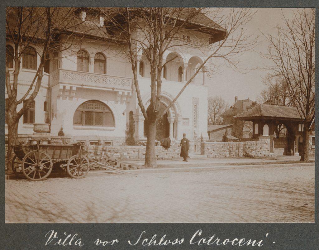 cartierul cotroceni poze vechi foto vechi bucuresci old bucharest photo anul 1917 perioada antebelica romania